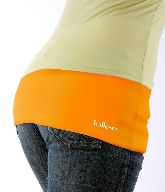 Lollee-oranžová